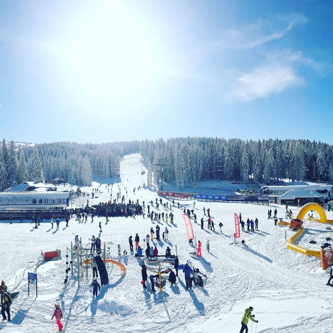 Ski center Kopaonik