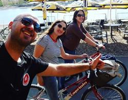 Bike-tour-Ada-lake-Belgrade