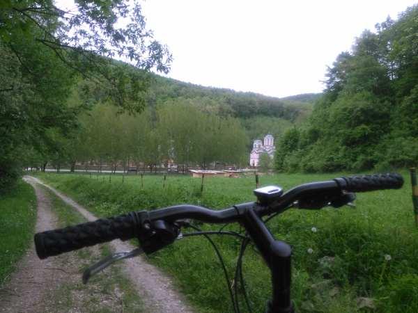 Bike-iron-gate