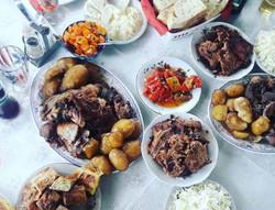 Village-experience-food