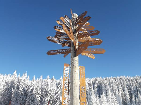 Kopaonik-sign