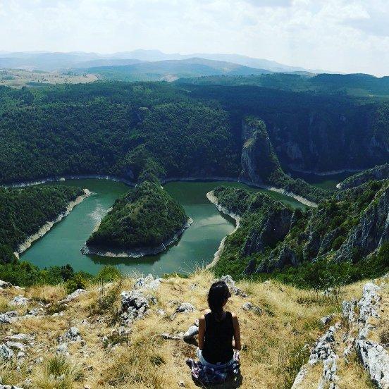 Uvac canyon