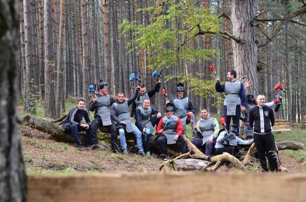 Paintball-Zlatibor-mountain
