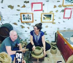Pottery-workshop