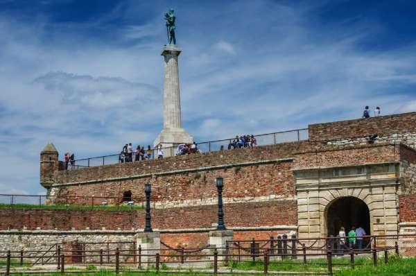 Belgrade-fortress-Kalemegdan