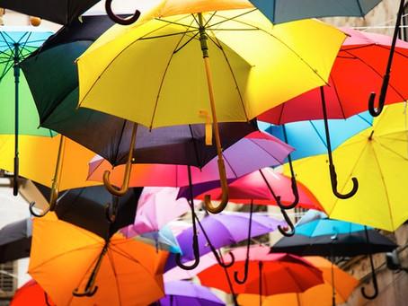 'Umbrella maker, umbrella maker, mend my umbrella'