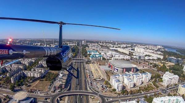 Belgrade-helicopter-experience