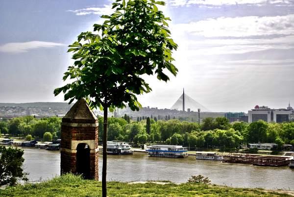 Sava-river-Belgrade