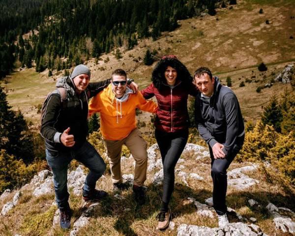 Tornik-hiking