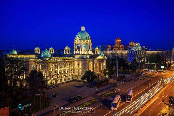 Parlament-Belgrade