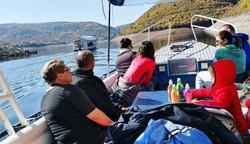 Uvac-lake-boat-cruise