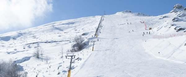 Old-mountain-ski-slope
