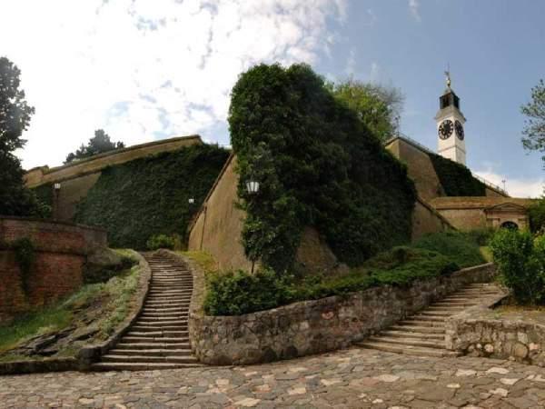 Petrovaradin-fortress-clock