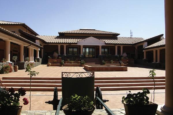 Viminacium-palace