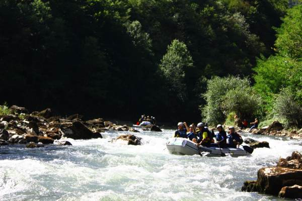 Rafting-Lim-river