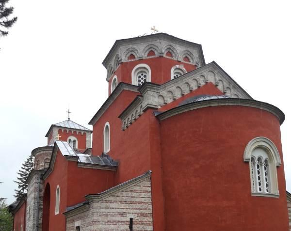 Zica-monastery