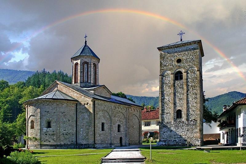 Monastery Raca