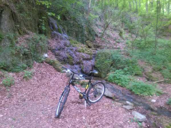 Bike-djerdap-iron-gate
