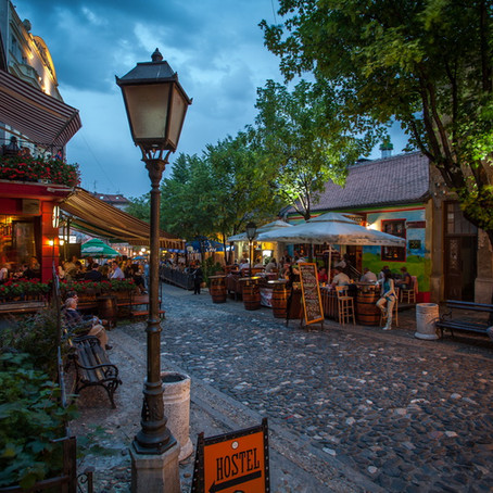 Serbia voted #1 emerging travel destination in Europe for 2019