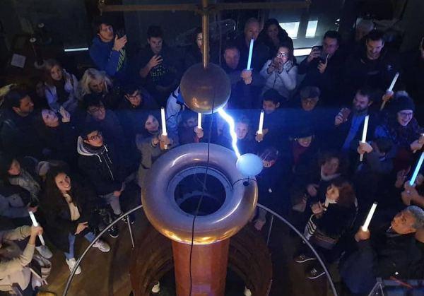Tesla-museum-generator