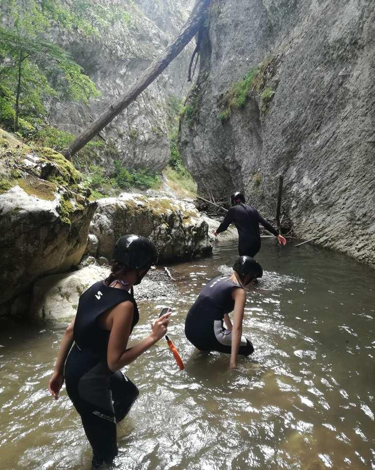 Canyoning-White-Rzav-river-Tara