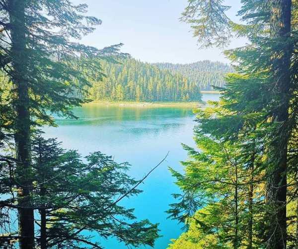Black-lake-Durmitor-Montenegro