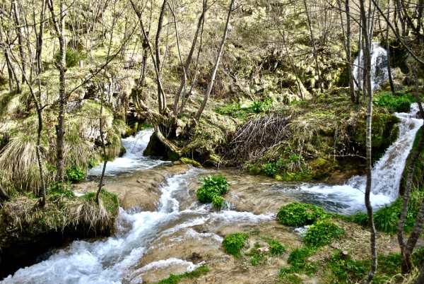 Gostilje-waterfalls