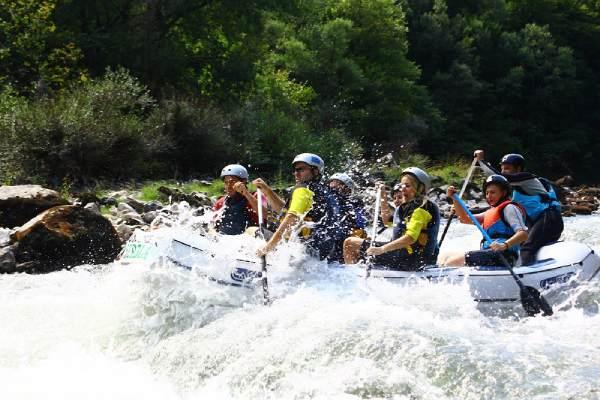 Rafting-Lim