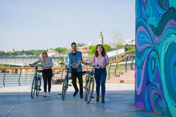 Bike-tour-Belgrade