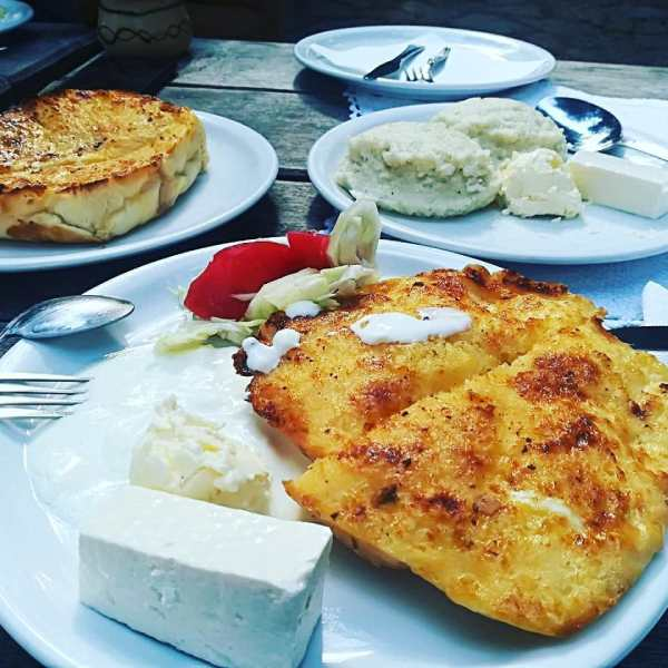 Mountain-food-Montenegro