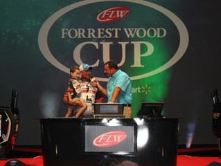 Why I sucked at the Forrest Wood Cup