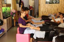 siam foot massage in tlv