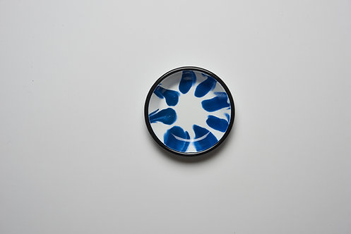 A Little Color Blue Mini Plate