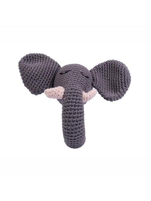Elephant Toy Rattles