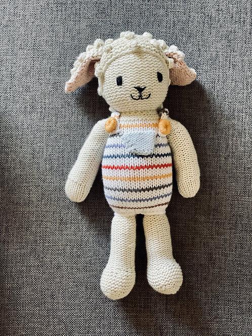 Sheep Sleeping Friend
