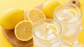 さっぱりとしたレモンサワー