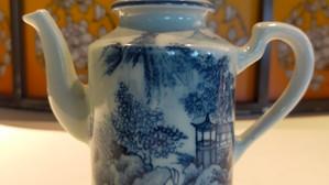 景徳鎮の陶磁器飾り