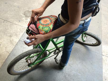 Annie, o selim para bicicletas que vibra