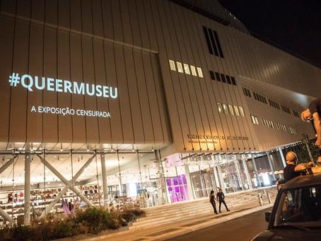 Queer Museu em NY e a FluidLab estava lá