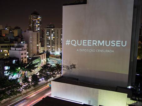 Projetamos Queer Museu, a exposição censurada, em SP