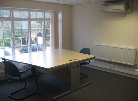 Premium office space in Godalming