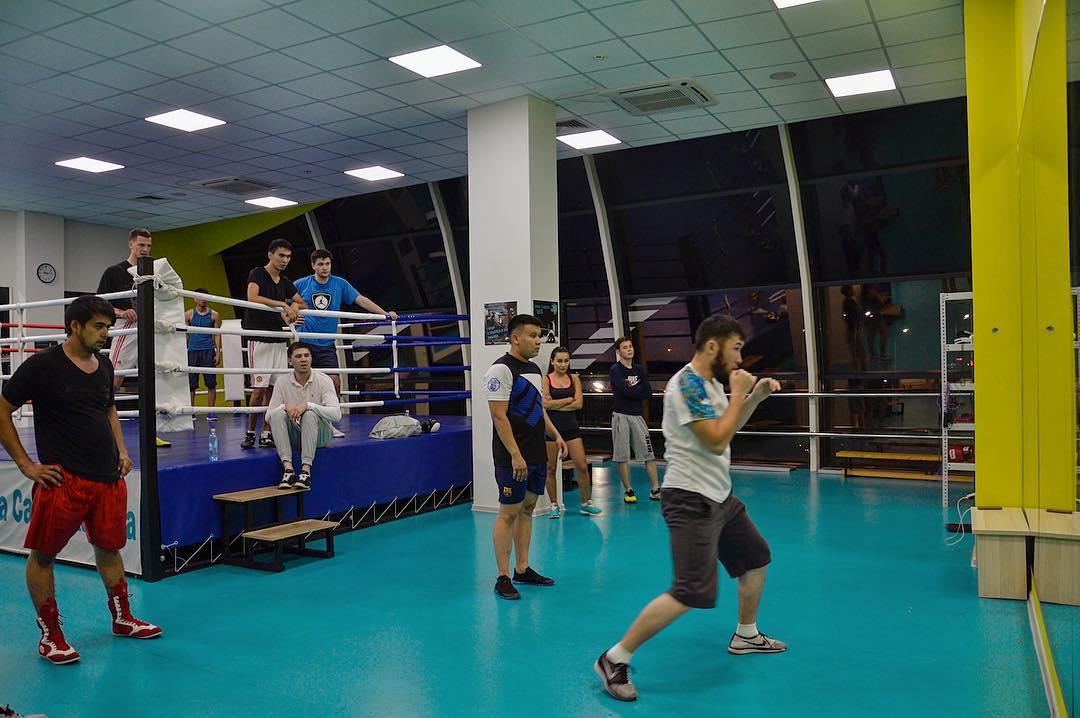 бокс для взрослых