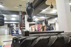 Профессиональные боксерские мешки и