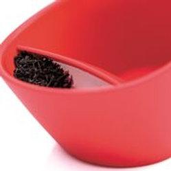 Teacup -Coral Red