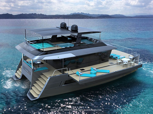 BG Design Firm -  Catamarano 57 FT - 1.j