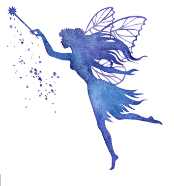 Faerie with Wand