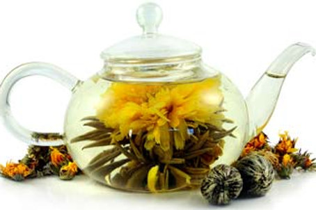 Magical Flowering Tea - Marigold Embrace