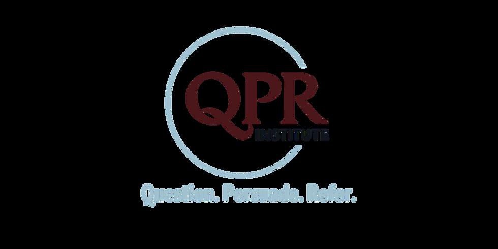 FREE QPR - Question, Persuade, Refer