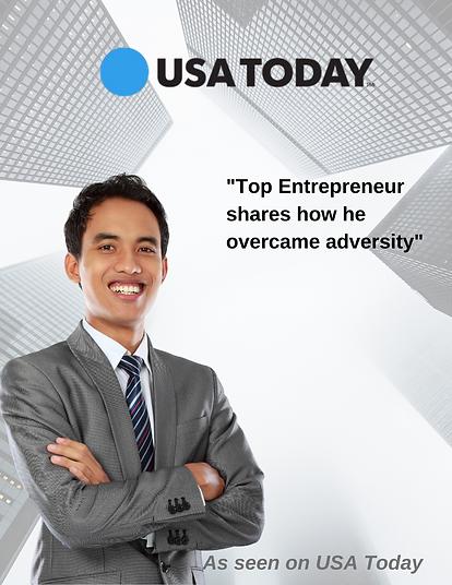 Entrepreneur makes 10 million in midst o