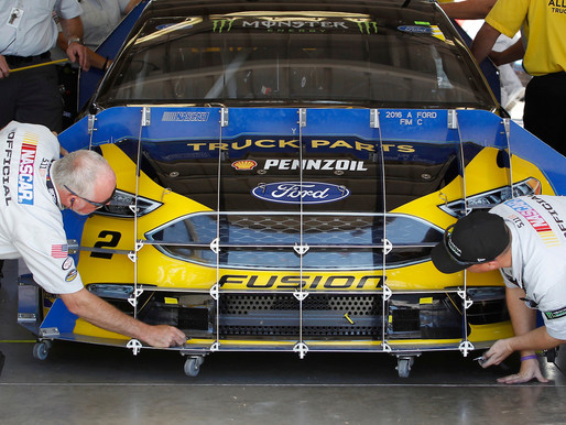 How NASCAR Official Pre/Post Race Inspections Work